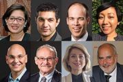 Syposium Participants - Adeeba Kamarulzaman, Kaveh Khoshnood, Luke Davis, Dini Harsono, Frederick Altice, Robert Heimer, Nesrine Rizk, Elie Aaraj