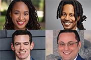 Presenters - Jasmine Abrams, Skyler Jackson, John Pachankis, Alberto Cifuentes, Jr.