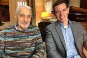 Dr. David R. Kessler, M.D., and Yale School of Public Health Associate Professor John Pachankis, Ph.D.