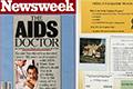 Newsweek - AIDS cover